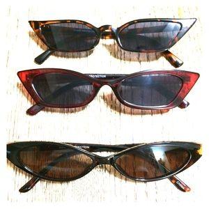 Accessories - Skinny sunglasses bundle